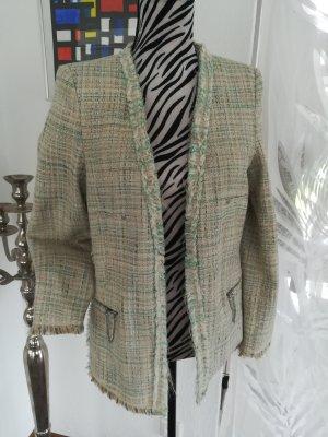 Chanel Style Blazer von Mango Gr. 38