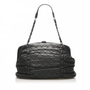 Chanel Timeless Lambskin Leather Shoulder Bag