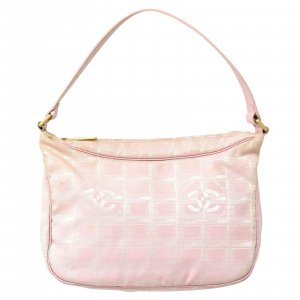 Chanel Borsetta rosa pallido