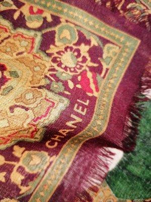 Chanel Sciarpa in cashmere multicolore