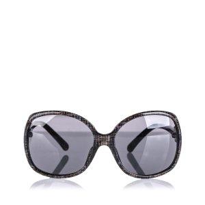Chanel Occhiale da sole verde