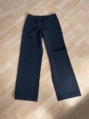 Chanel Low-Rise Trousers black