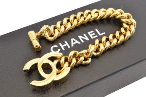 Chanel Complemento para los brazos color oro oro verdadero