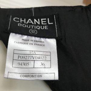 Chanel Vintage Rock Gr. 36