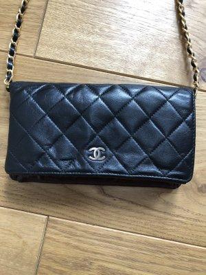 Chanel Mini Bag black leather