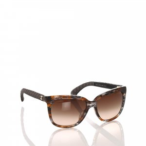 Chanel Wayfarer Tinted Sunglasses