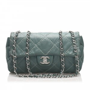 Chanel Wild Stitch Single Flap Bag