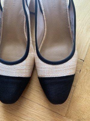 Asos Shoes Czółenka z paskiem za piętą Wielokolorowy