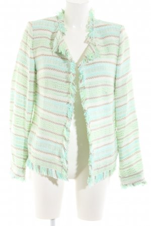 Change by White Label Strick Cardigan Streifenmuster Casual-Look