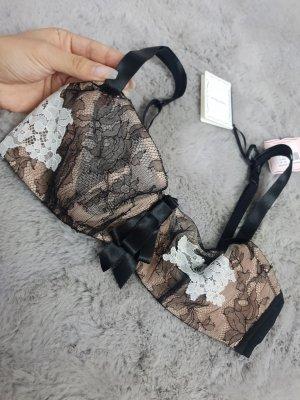 Chantal Thomass Bra black-bronze-colored
