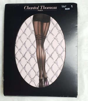 Chantal Thomass Lingerie Set black