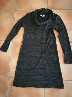 Chantall Kleid Gr. 36 grau meliert NP 89 EUR (poln. Modelabel)