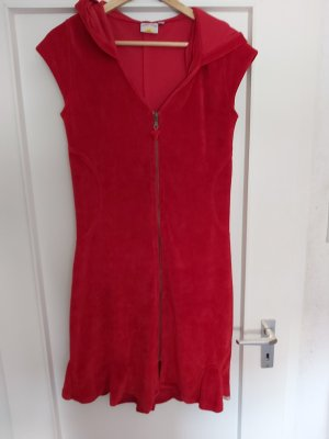 Chapati Shirt Jacket red