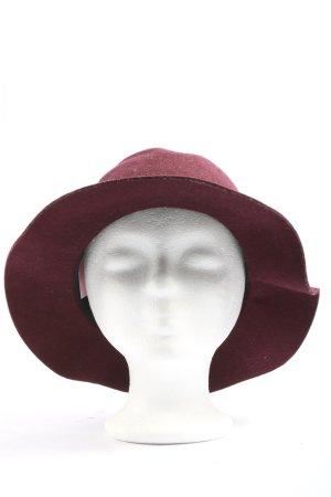 chapeau Kapelusz trilby różowy Elegancki