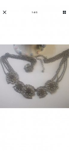 Charivari alt Silber collier
