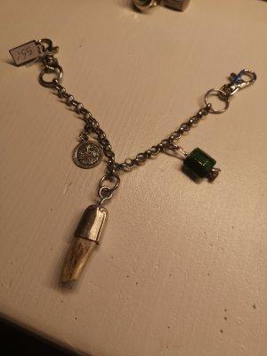 Handmade Cinturón de cadena multicolor