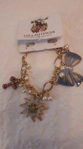 Lola Paltinger Armbandje met bedels veelkleurig
