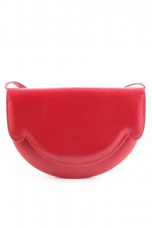 Charles Jourdan Handtasche rot Casual-Look
