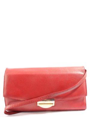 Charles Jourdan Gekruiste tas rood zakelijke stijl