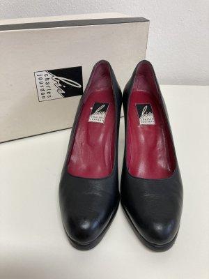 Charles Jourdan Escarpins classiques  noir cuir