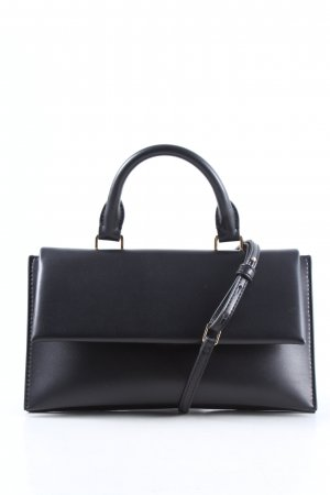 Charles & Keith Handtasche schwarz Business-Look
