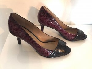 Charles & Keith Pumps Snakeskin Look - NEU!