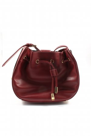 Charles & Keith Umhängetasche rot Casual-Look
