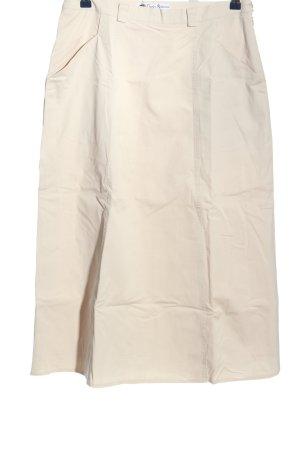 Charles Robertson Midi Skirt cream casual look