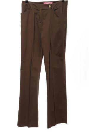 Charles Tyrwhitt Baggy Pants braun Business-Look