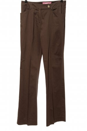 Charles Tyrwhitt Baggy Pants braun Business-Look