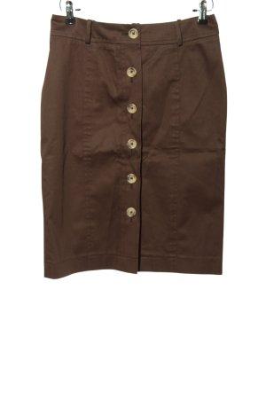 Charles Tyrwhitt Pencil Skirt brown business style