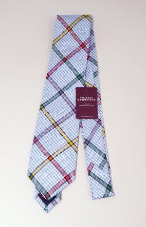Charles Tyrwhitt Silk Scarf multicolored silk