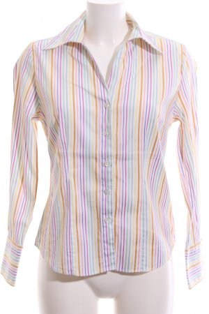 Charles Tyrwhitt Hemd-Bluse Allover-Druck Business-Look