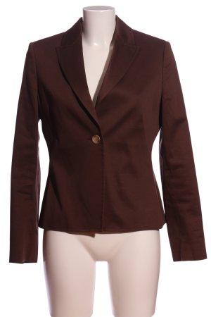 Charles Tyrwhitt Short Blazer brown business style