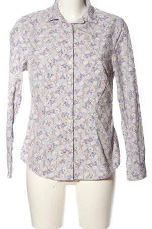 Charles Tyrwhitt Long Sleeve Shirt allover print business style