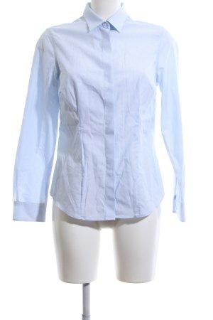 Charles Tyrwhitt Camicia a maniche lunghe blu motivo a righe stile professionale