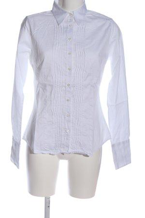 Charles Tyrwhitt Long Sleeve Shirt white casual look