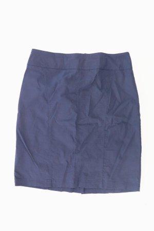 Charles Vögele Pencil Skirt blue-neon blue-dark blue-azure
