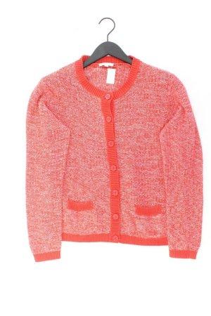 Charles Vögele Cardigan Größe XL rot aus Baumwolle