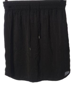 Charles Vögele High Waist Skirt black casual look