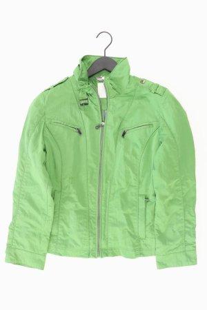 Charles Vögele Jacke Größe 44 grün