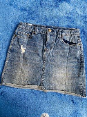 Charles Vögele Gonna di jeans multicolore