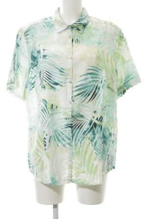 Charles Vögele Short Sleeve Shirt allover print casual look