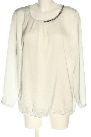 Charles Vögele Long Sleeve Blouse natural white business style