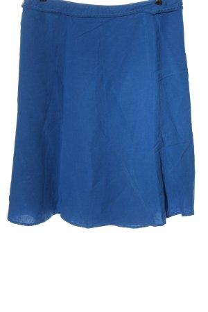 Charles Vögele Linen Skirt blue casual look