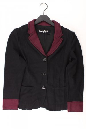 Charles Vögele Mantel schwarz Größe 42
