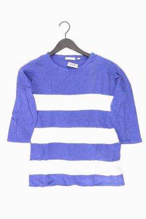Charles Vögele Pullover blau Größe 3,22