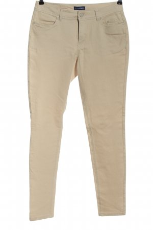 Charles Vögele Tube Jeans natural white casual look