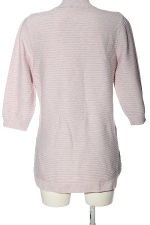 Charles Vögele Turtleneck Sweater pink casual look