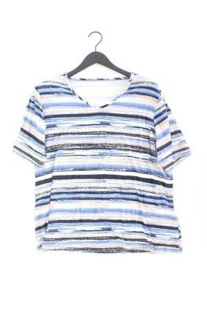 Charles Vögele Shirt Größe 50 mehrfarbig aus Viskose